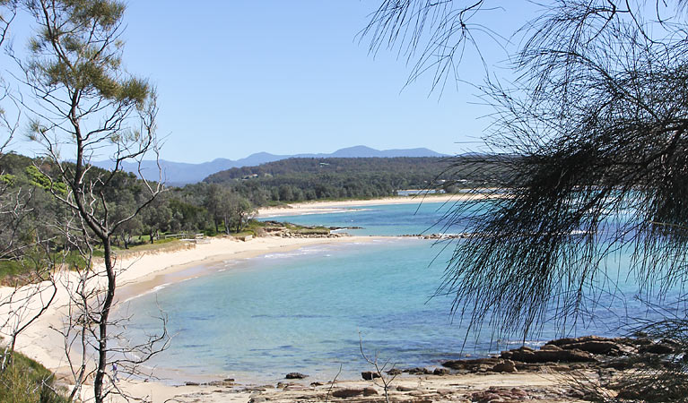 Moruya Heads lookout, Eurobodalla National Park
