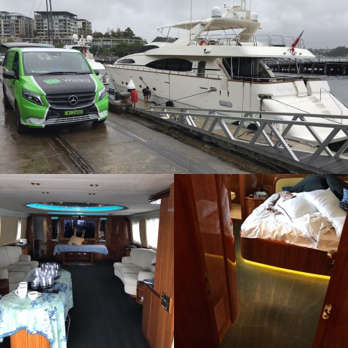 Car and Boat Cleaning Before and After